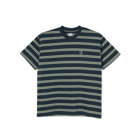 Stripe Tee (Navy)