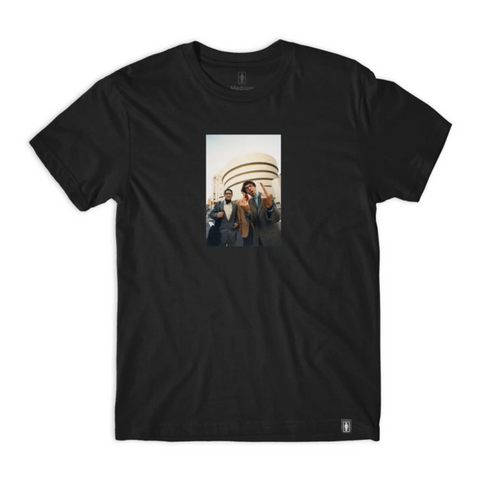 Beastie Boys Spike Jonze Tee (Black)