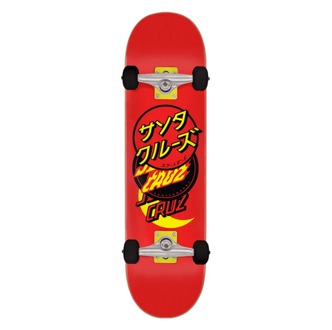 Group Dot (Red) Complete Skateboard