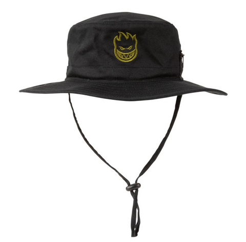 Big Head Boonie Hat (Black)