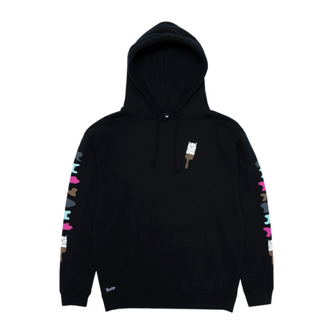 Beautiful Mountain Hood (Black)