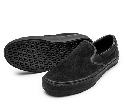 Ventura Slip-On (Black/Black)