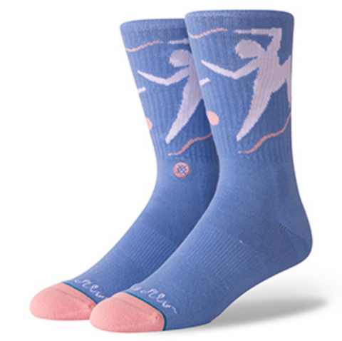 Dance with Me Socks (Blue)