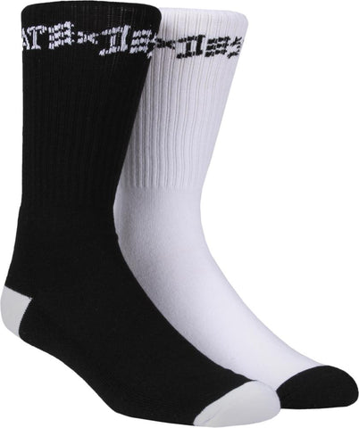 Skate & Destroy Socks (2 Pack)