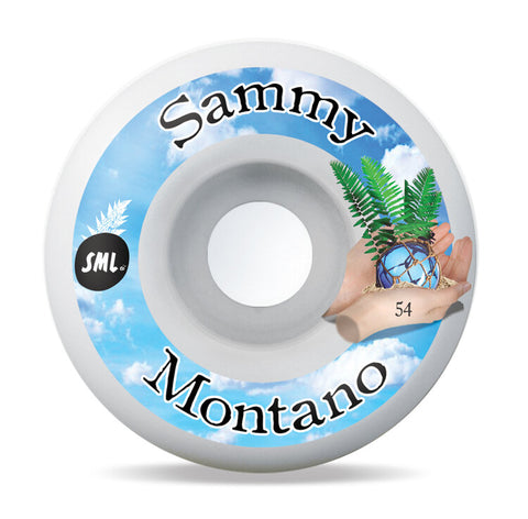 "Sammy Montano ""Tide Pool"" Wheels 54mm"