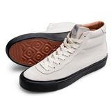 VM001 Suede Hi (White/Black)