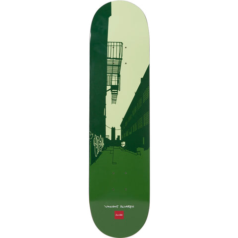 Vincent Alvarez City Deck