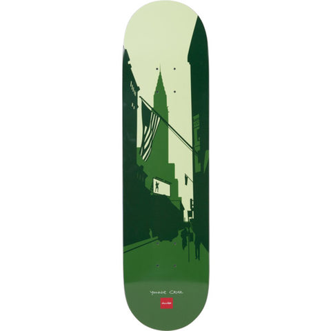 Yonnie Cruz City Deck