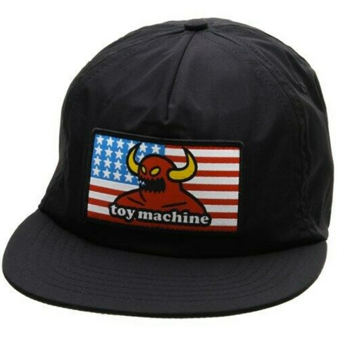 American Monster Cap (Black)