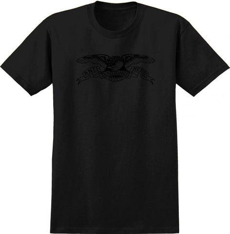 Basic Eagle Tee (Black)