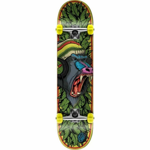 Baboon Graphic (Mini) Skateboard