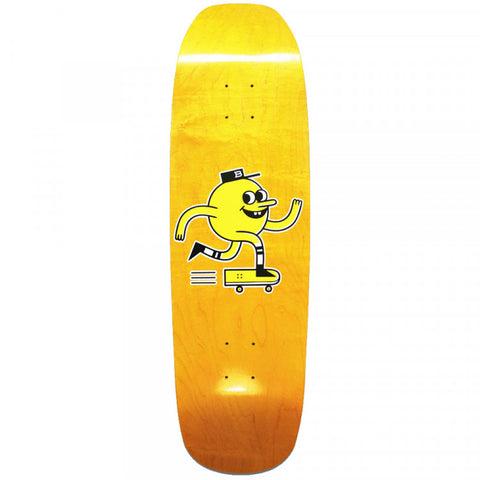 Shaped Logo Deck (Yellow)