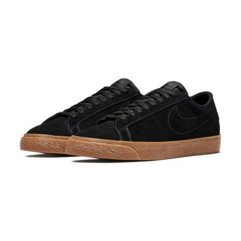 Blazer Low (Black/Gum)