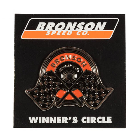Winners Circle Pin