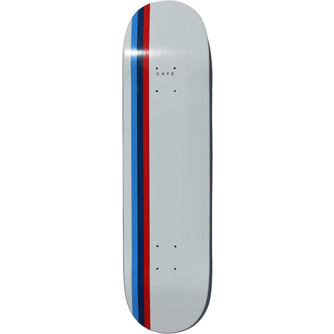 Stripe Deck (White/Blue/Royal/Red)