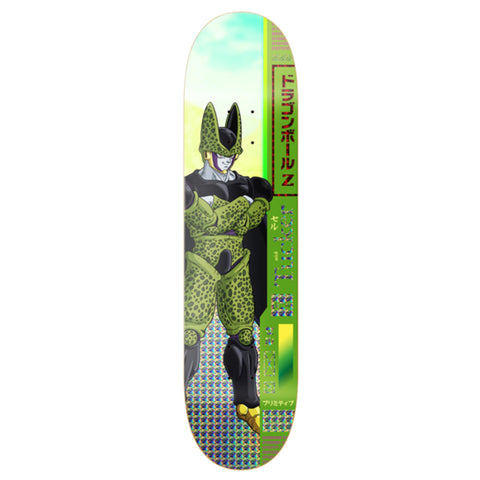 Tucker Cell Deck