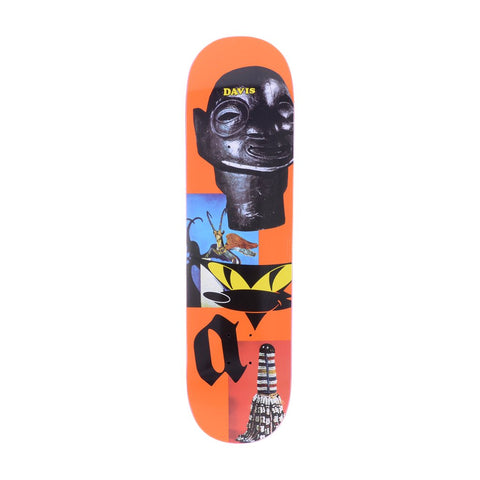 Cat Davis [two] Deck (Orange)