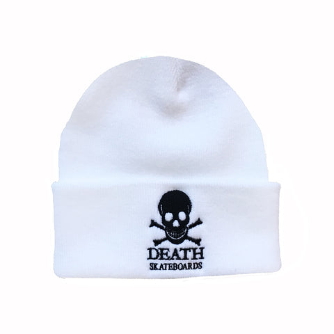 OG Skull (Limited Edition) Beanie - White