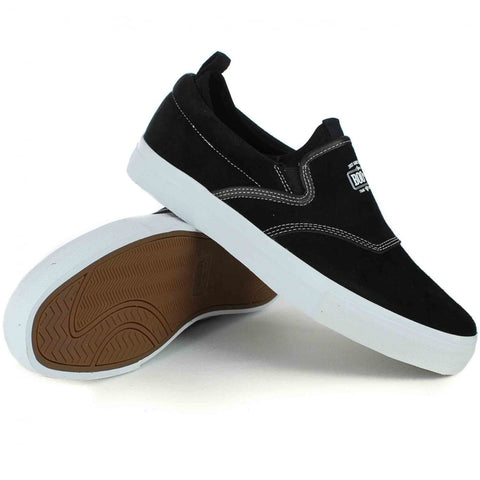 Boo Johnson XL Slip-On (Black/White)