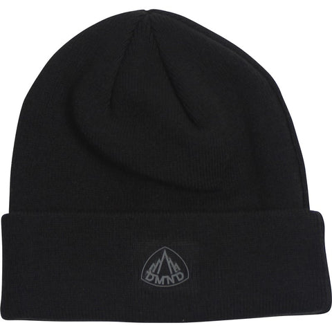 Mountaineer Beanie (Black)