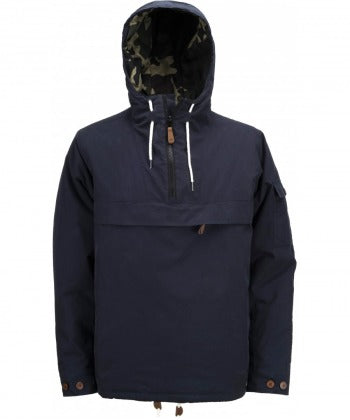 Milford Jacket (Dark Navy)