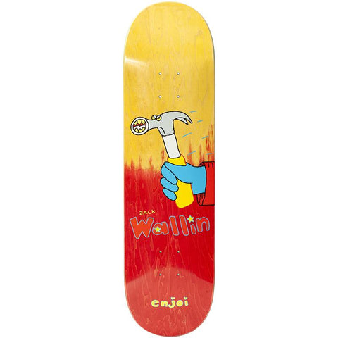 Wallin Villani R7 Deck