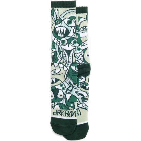 Exodus Sock (Green)