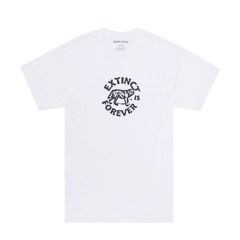 Extinct Tee (White)