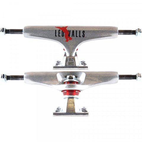 Leo Valls Hollow Trucks (Raw)