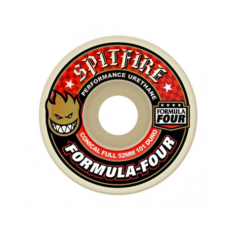 Formula Four Conical Full Wheels 101a
