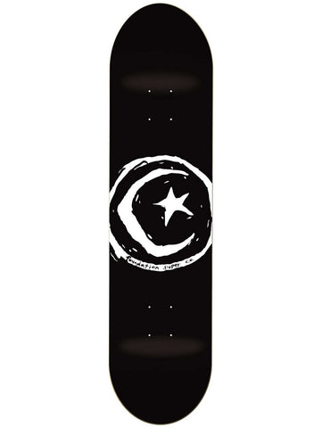 Star And Moon Deck (Black)