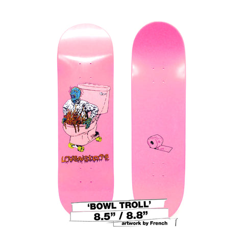 Bowl Troll Deck