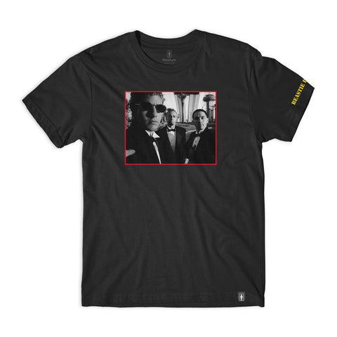 Sure Shot Photo Tee (Black)