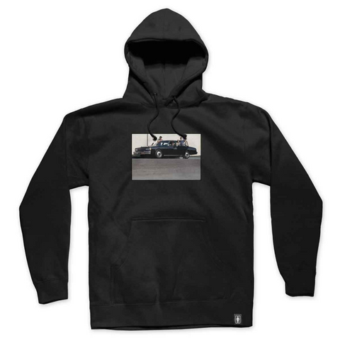 Beastie Boys Spike Jonze Hoody (Black)