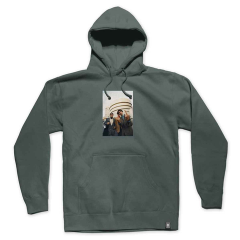 Beastie Boys Spike Jonze Hoody (Alpine)