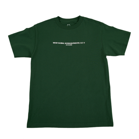 Global Tee (Forest Green)