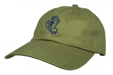 Outline Hand Cap (Olive)
