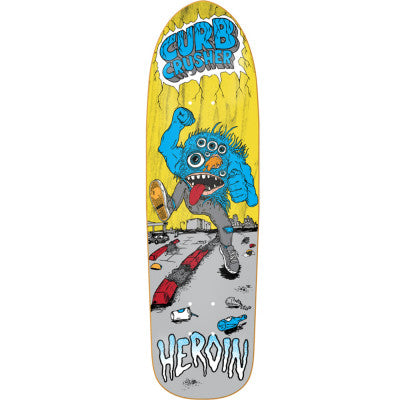 Curb Crusher Deck