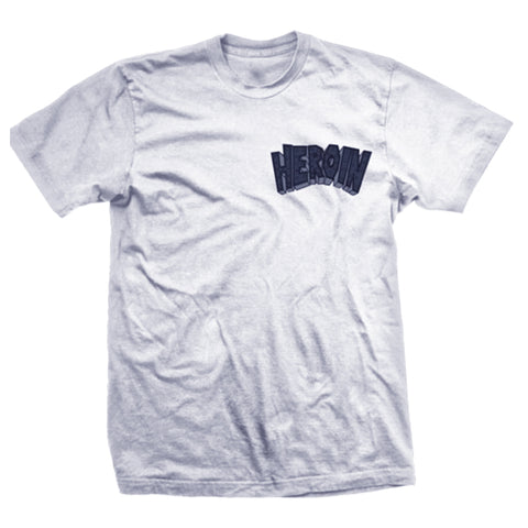 Curb Crusher Tee (Heather/Grey)