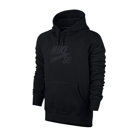Icon Hoody (Black/Black)