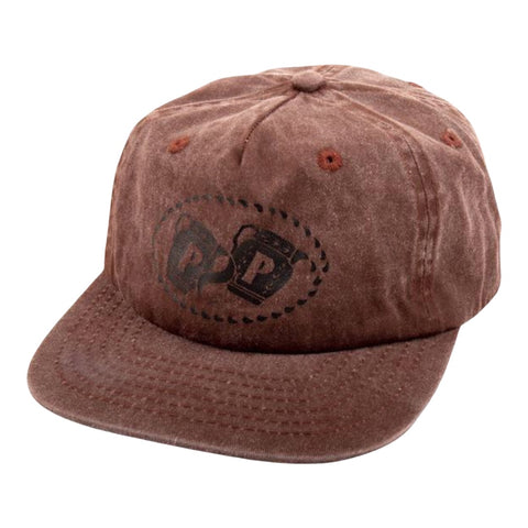 Vessel 5 Panel Cap (Chocolate)