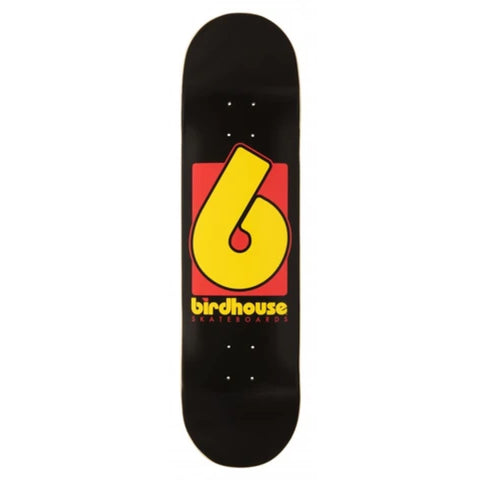 B Logo Deck (Black)