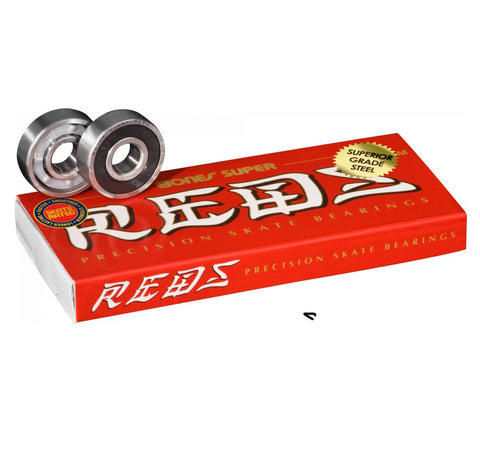 Reds 'Super Reds' Skate Bearings