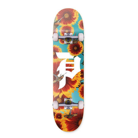 Dirty P Sunflower Comple Skateboard