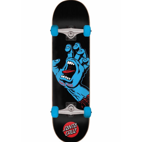 Screaming Hand Complete Skateboard (Black)