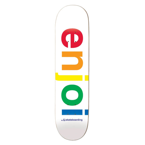 Spectrum R7 Deck (White)