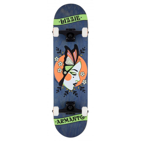 Armanto Butterfly (Blue) Stage 3 Complete Skateboard