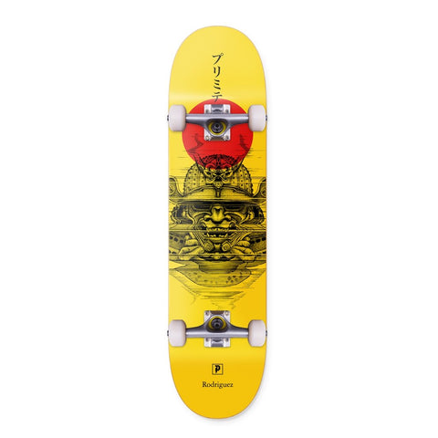 Rodriguez Warrior Comple Skateboard