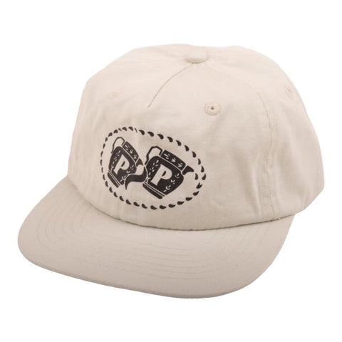 Vessel 5 Panel Cap (White)