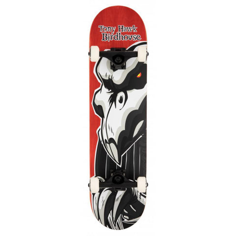 Falcon 2 (Red) Stage 3 Complete Skateboard